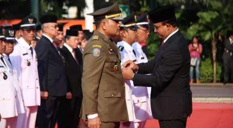 Lantik 1.125 Pejabat di Lingkungan Pemprov DKI Jakarta, Gubernur Anies Harapkan Nuansa Kebaruan