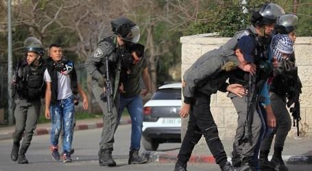 Dalam Semalam, Israel Tangkap 19 Warga Palestina