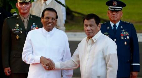 Terinspirasi Filipina, Presiden Sri Lanka Akan Gantung Tahanan Narkoba
