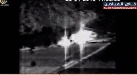 Hizbullah Lebanon Rilis Video Serangan Mematikan 2015 pada Konvoi IDF