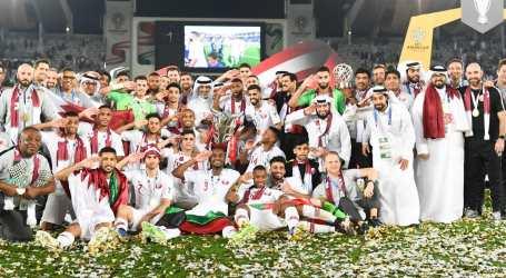 Qatar Juara, Kalahkan Jepang 3-1