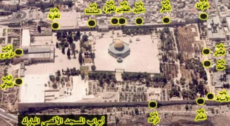 Mengenal 17 Pintu Gerbang Masjid Al-Aqsa