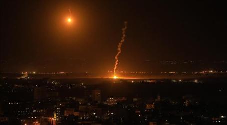 Israel Serang Gaza, Balas Serangan Balon Api ke Permukiman Yahudi
