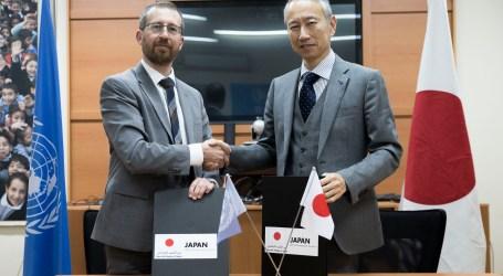 Jepang Sumbang $23 Juta ke UNRWA untuk Pengungsi Palestina