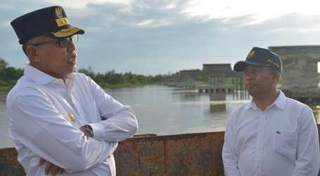 Jembatan Terpanjang di Aceh Ditargetkan Selesai Tahun Ini