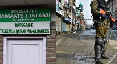 Sekolah, Masjid, dan Panti Asuhan terkait JeI Kashmir Tidak Disita dan Disegel