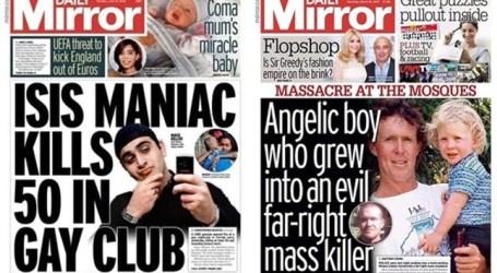 Tutupi Kesalahan Teroris Selandia Baru, Daily Mirror Dikritik Keras