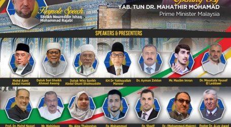 LSM ASEAN Gelar Konferensi Internasional Bela Baitul Maqdis dan Al-Aqsa