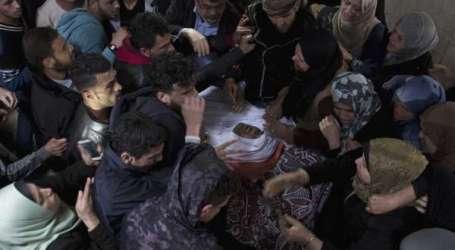 Pemuda Palestina Gugur Jelang Aksi Besar Setahun Protes Perbatasan