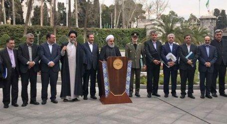 """Presiden Iran Kesampingkan Negosiasi Sampai AS Bertindak """"Normal"""""""