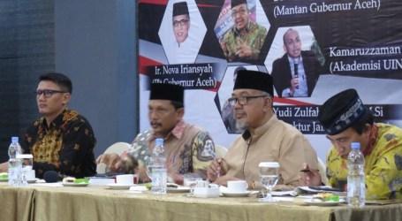Prodi PMI UIN Ar-Raniry Adakan Seminar Pemilu Damai