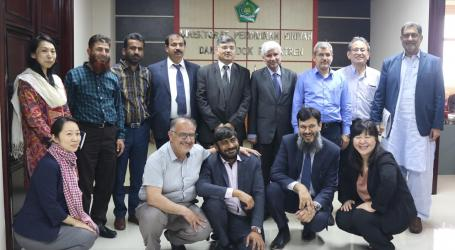 Pakistan Pelajari Pendidikan Kesetaraan di Pondok Pesantren Salafiyah