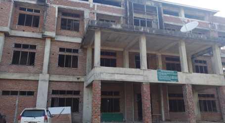 Revitalisasi Sebuah Gedung Asrama Haji Aceh Mangkrak