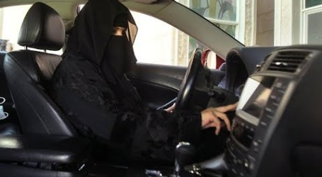 70.000 Wanita Saudi Memperoleh SIM