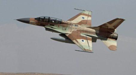 Jet Israel Serang Aleppo