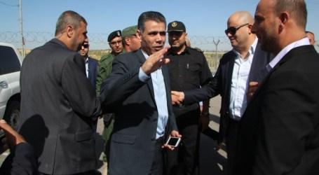 Delegasi Keamanan Mesir Tinggalkan Gaza
