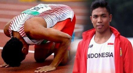 Zohri Sabet Medali Perak Kejuaraan Atletik Asia dan Pecahkan Rekornas