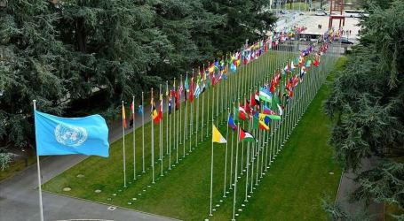India Dukung Israel di Forum PBB