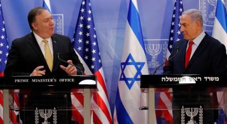 Netanyahu Desak AS Soal Dataran Tinggi Golan
