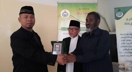 STSQABM Tanda Tangani MoU dengan Institute Ilmu Zakat Sudan