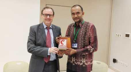 MER-C Jajaki Kerja Sama Kemanusiaan dengan Kedubes Inggris di Jakarta
