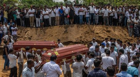 Korban Tewas Bom Sri Lanka Direvisi Jadi 253 Jiwa