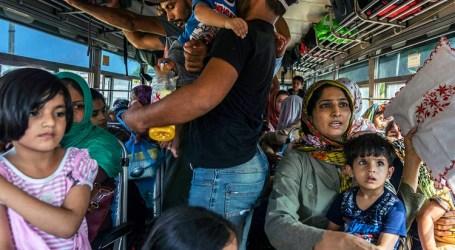 Dilanda Ketakutan, Umat Muslim Sri Lanka Meninggalkan Kota