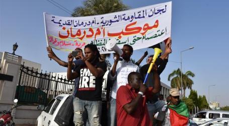 Protes Sudan Dibubarkan Paksa, Sembilan Demonstran Tewas