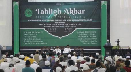 Jama'ah Muslimin (Hizbullah) Akan Gelar Tabligh Akbar 1441 H di Cileungsi Bogor