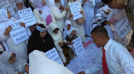 RUU PKS Mulai Ditentang di Aceh