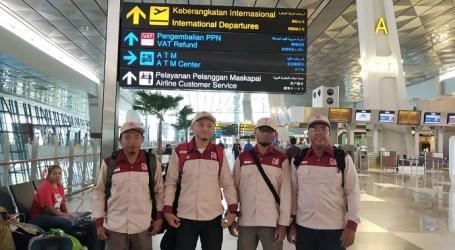 Selesaikan Pembangunan RS Indonesia, MER-C Berangkatkan Tim ke Rakhine