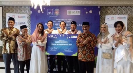 Gandeng MUI, AXA Financial Indonesia Luncurkan Program Wakaf Mudah