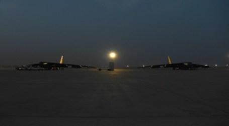 Gertak Iran, Armada Pengebom B-52 AS Sampai Timur Tengah