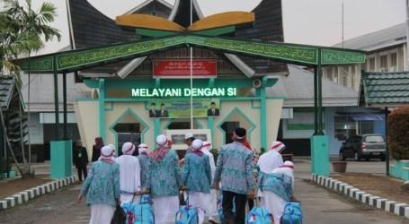Embarkasi Padang Siap Berangkatkan 7.025 Jamaah Haji