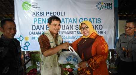 YBM PLN Surakarta-IZI Jateng Adakan Pengobatan Gratis Jelang Ramadhan