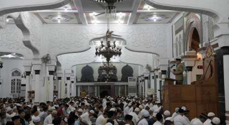 Sampingkan Perbedaan, Ramadhan Waktunya Bersatu