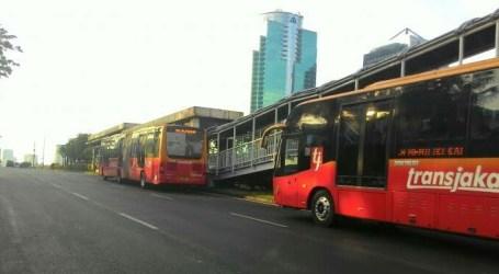 Transjakarta Alihkan Rute untuk Hindari Aksi 22 Mei