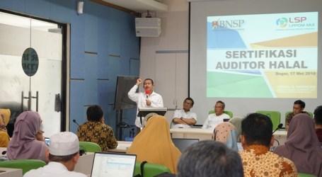 LSP LPPOM MUI Siap Lakukan Sertifikasi Auditor Halal