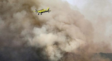 Netanyahu Terima Kasih kepada Mesir Kirim Helikopter Pemadam Kebakaran