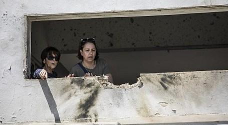 Balas Israel, Gaza Tembakkan Sekitar 200 Roket