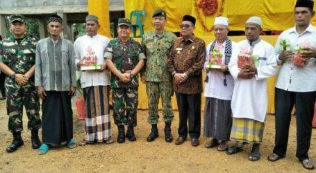 Kepala Staf Tentara Udara Diraja Brunei Berkunjung ke Aceh
