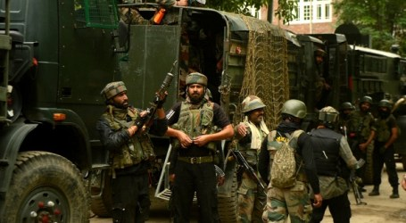 Pemuda Kashmir Ingin Pasukan India Pergi