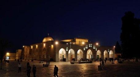 Pasukan Israel Serang Jamaah Palestina di Masjid Al-Aqsha