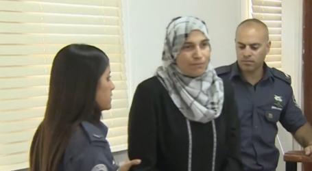 Jurnalis Wanita Palestina Dijatuhi Hukuman