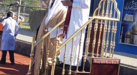 Pesan-Pesan Lebaran di Kota New York  (Oleh: Imam Shamsi Ali, New York)