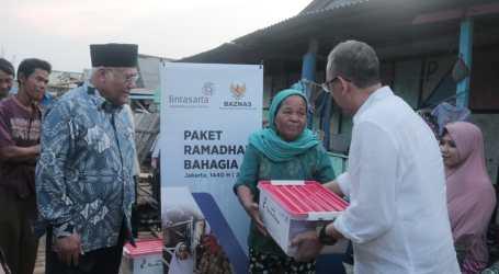 Pengobatan Gratis dan Paket Ramadhan di Wilayah Kamal Muara