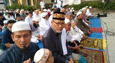 Ust. AHI: Puasa Ramadhan Harus Berbekas bagi Orang Beriman