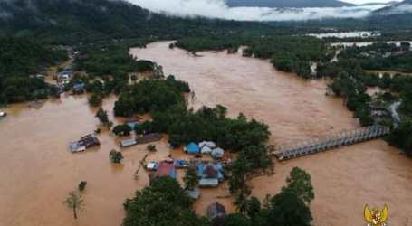 BAZNAS Bantu Korban Banjir Konawe dan Konawe Utara