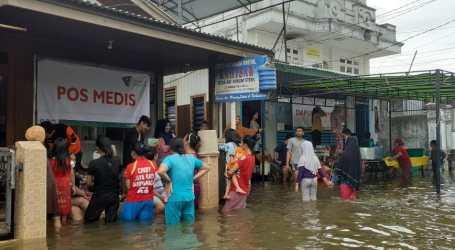 Hujan Deras Guyur Sulawesi Tenggara
