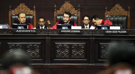 MK Tolak Seluruh Permohonan Prabowo-Sandi